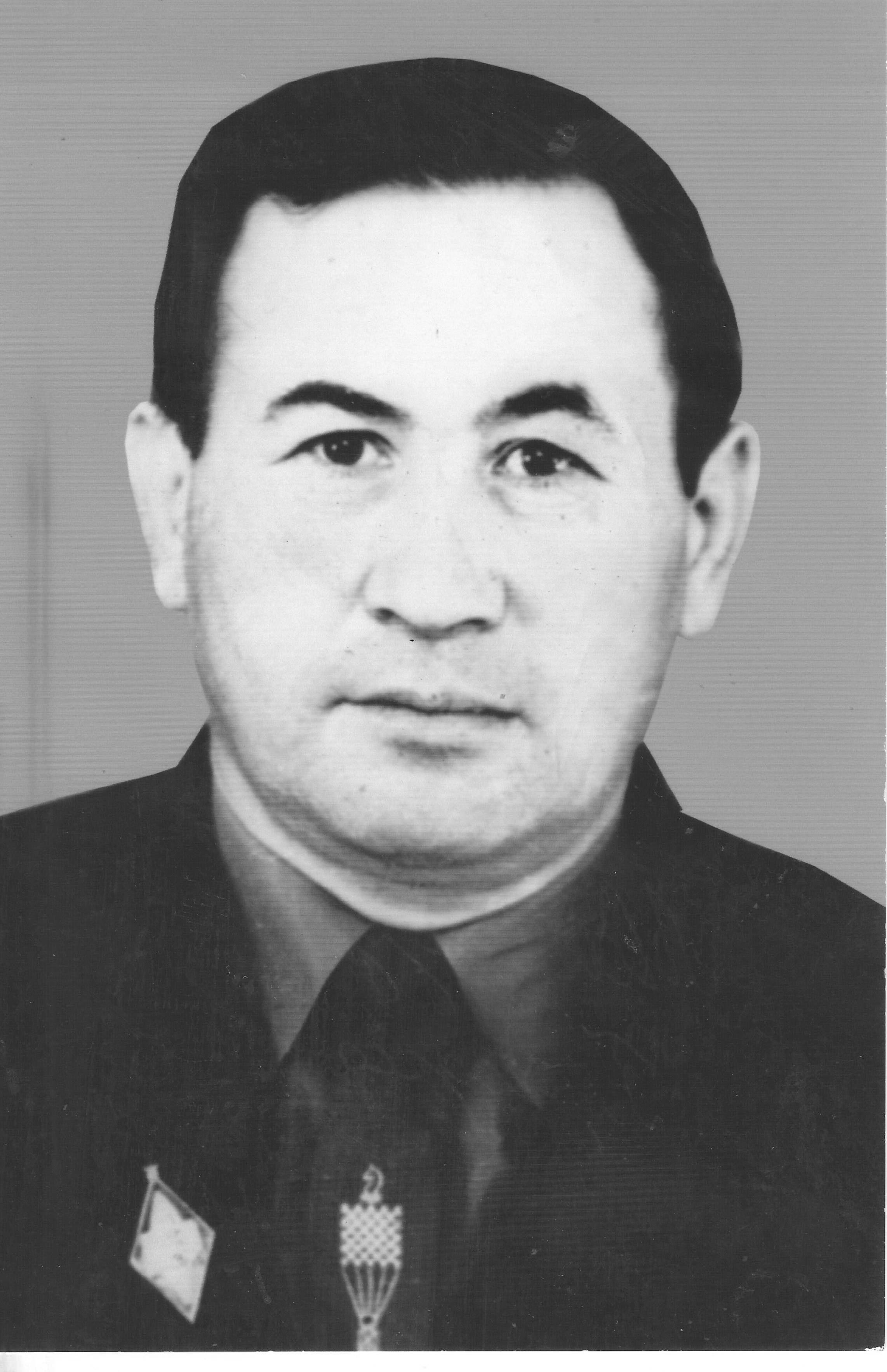 Маҳмудов Пӯлодхон
