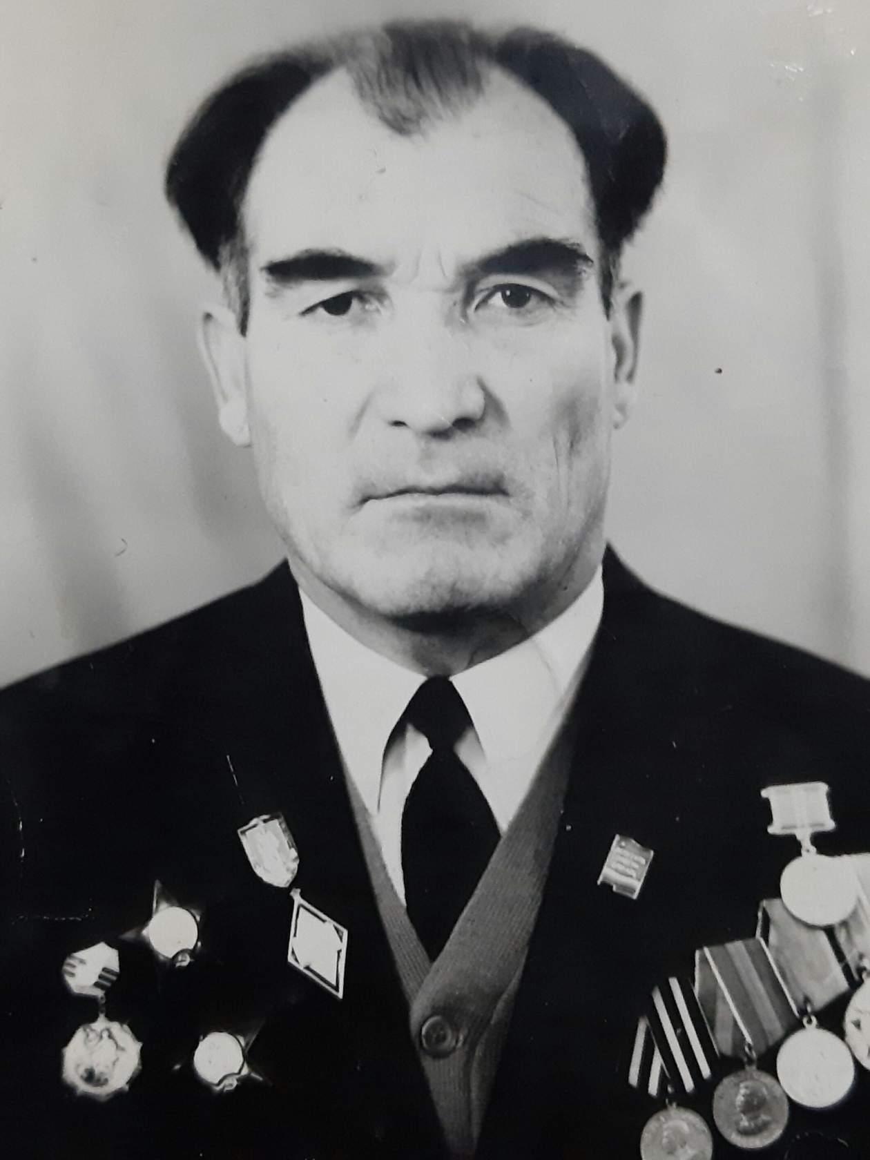 Муҳиддин Баротов